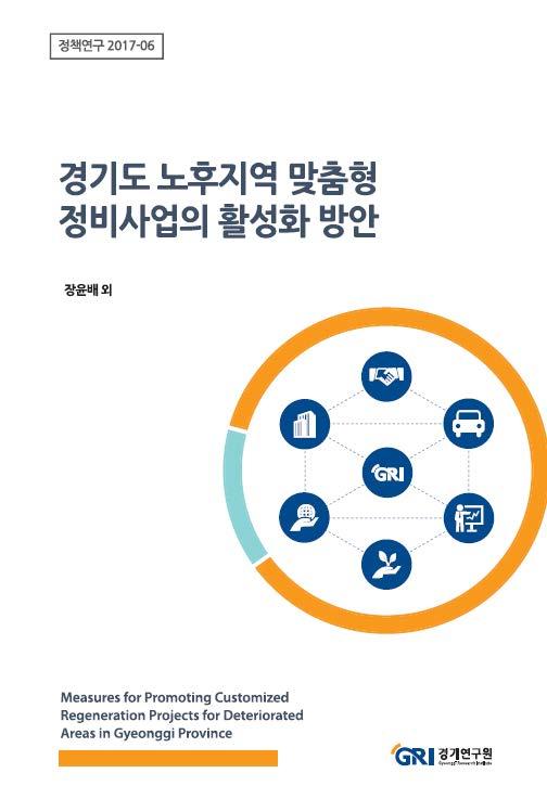경기도 노후지역 맞춤형 정비사업의 활성화 방안