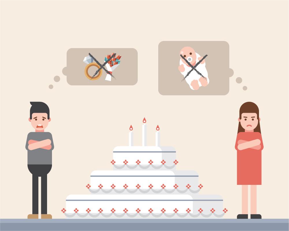 20대 10명 중 3명, 결혼하지 않아도 자녀가 없어도 괜찮아요