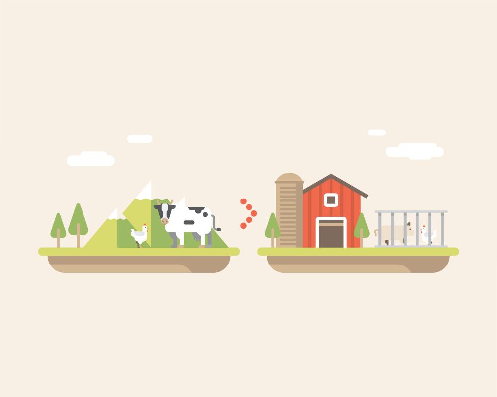 동물복지농장, 전환비용은 높지만 리스크 낮아